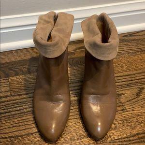 Veronique Branquinho heeled booties